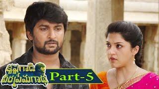 Krishna Gaadi Veera Prema Gaadha Full Movie Part 5    Nani  Mehreen Pirzada  Hanu Raghavapudi
