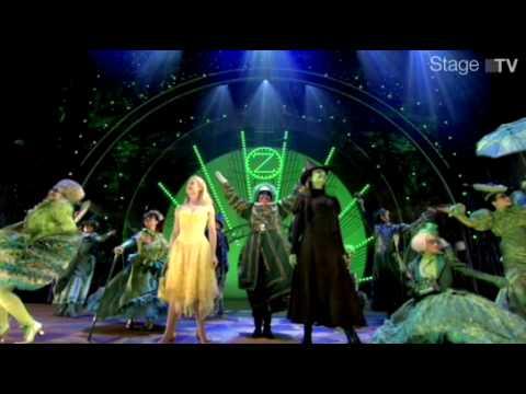Wicked - Die Hexen von Oz - Frei und schwerelos
