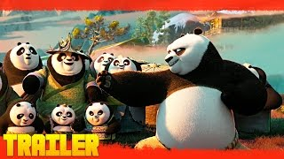 Nonton Kung Fu Panda 3 (2016) Tráiler Oficial #2 Español Latino Film Subtitle Indonesia Streaming Movie Download