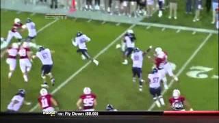 Juron Criner vs Stanford 2010