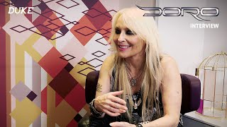 Doro - Interview - Paris 2018 - Duke TV
