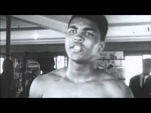 Video tributo al eterno Muhammad Ali