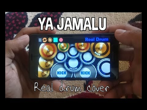 YA JAMALU - NISSA SABYAN ( REAL DRUM COVER )