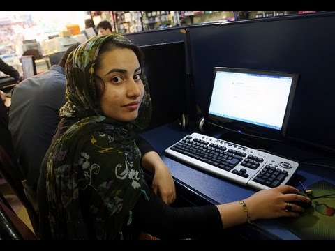 Stream - We look at the impact of Internet disruptions and social media surveillance on Iran's upcoming elections.