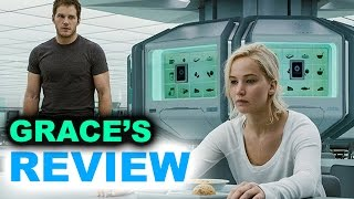 Passengers 2016 Movie Review (HALF SPOILERS) by Beyond The Trailer