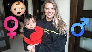 Alissa Violet New Daughter / Son? (Gender Reveal)