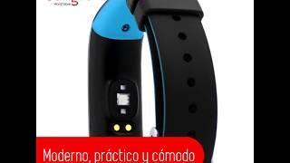 Reloj Inteligente para natación con GPS y tensiómetro