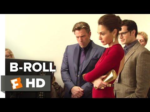 Batman v Superman: Dawn of Justice B-ROLL (2016) - Ben Affleck, Henry Cavill Movie HD