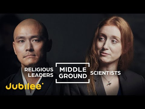 Can Scientists and Religious Leaders See Eye to Eye?   Middle Ground