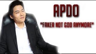 Apdo reached Rank 1 off stream on Korea again! If he streams Riot Korea will ban him so he did it off stream. He talks about solo queue, pro players, why Faker was the best but not so much anymore and techniques for the current season.New Infamous this weekend!Apdo's Stream: http://www.afreecatv.com/pyobon10Song:Hatsune Miku - Cant I Even DreamHatsune Miku - Hirari, HirariHatsune Miku - World is MineFrom the Thread by Calycaehttps://www.reddit.com/r/leagueoflegends/comments/545try/apdos_thoughts_stream_after_hitting_rank_1_korea/