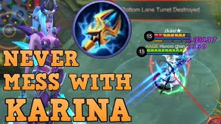 Video WHAT IF WE GIVE THIS ITEM TO KARINA WITH FULL MAGIC BUILD? MP3, 3GP, MP4, WEBM, AVI, FLV September 2017