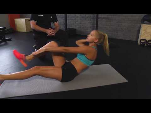 Weekly Workout – Sprinter Sit-Up