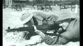 Rifle US Cal .30 M1: Principles of Operation
