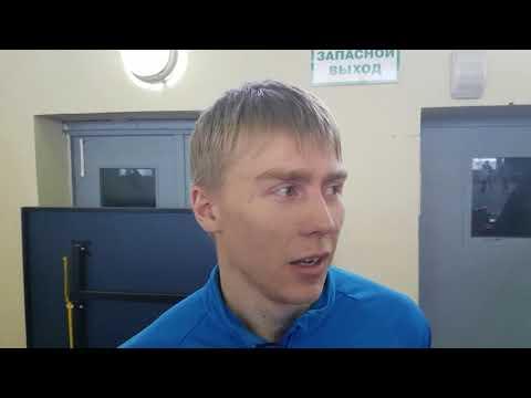 Андрей Менякин Пермь - победитель ВС \