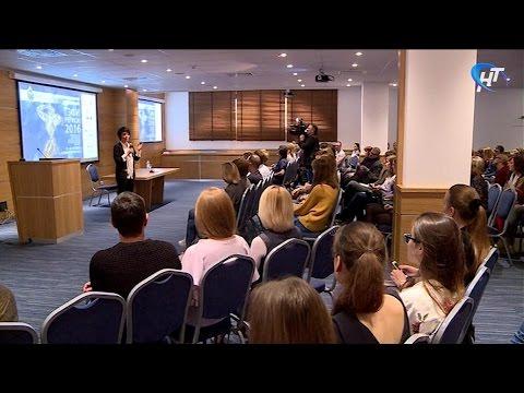 Вероника Стрижак провела мастер-класс для журналистов
