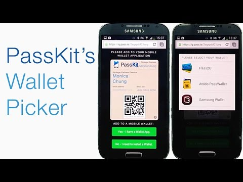 Video of Pass2U Passbook for Android