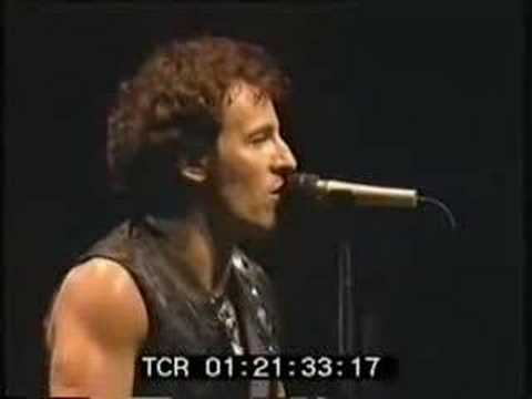 Chimes of Freedom (Song) by Bruce Springsteen
