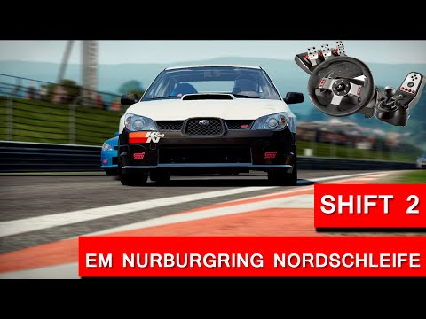 Just Play Games BR   Need for Speed Shift 2 Em Nurburgring Nordschleife