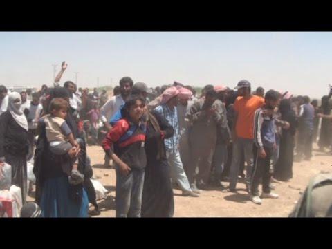 Ξεπέρασαν τα τέσσερα εκατομμύρια οι πρόσφυγες από τη Συρία