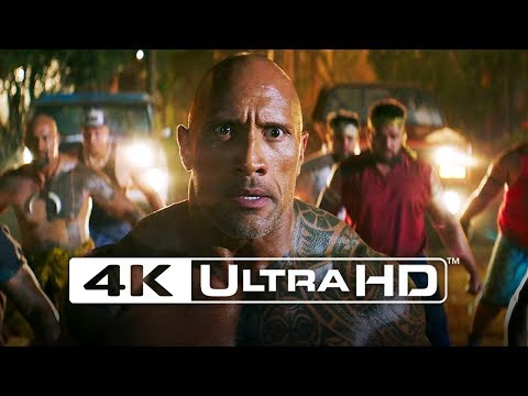 Hobbs & Shaw | Samoa Fight Scene in 4K Ultra HD | Own it Now