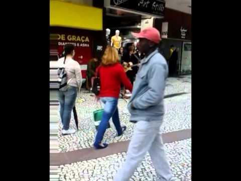 Vi a jaci em Curitiba - Diego Raimundo e M.A.S.U