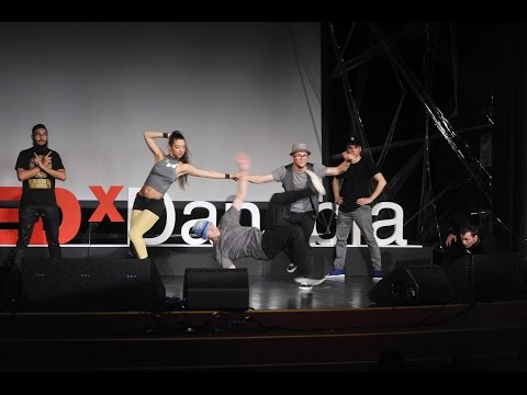 Urban Dance Theatre | Urban Dance | TEDxDanubia 2016