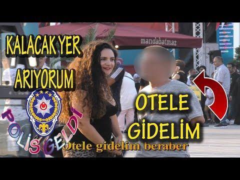 POLİS BİZİ ALDI - Kalacak Yerim Yok Ekildim Yardım Edermisiniz