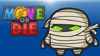 Move Or Die! EP. 4 (WHO'S YOUR MUMMY?)  Delirious VS BasicallyIdoWrk Vs Nogla!