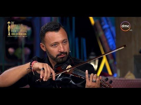 كمان أحمد فهمي يذكر غادة عادل بأحد أفلامها