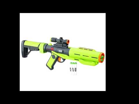 Nerf News Winter/Spring 2017 blasters!