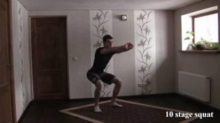 【自体重トレーニング×下半身強化】自宅でもできる「スクワット18種目」