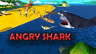 Angry Hungry shark simulator 2016