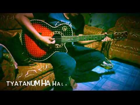 Jambangan by Abdilla - Acoustic version with Lyrics || Tausog Love Song
