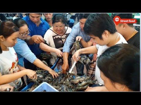 Buffet hải sản rẻ nhất Sài Gòn, dùng tay bốc, hốt tôm càng xanh mới có ăn - Thời lượng: 31 phút.