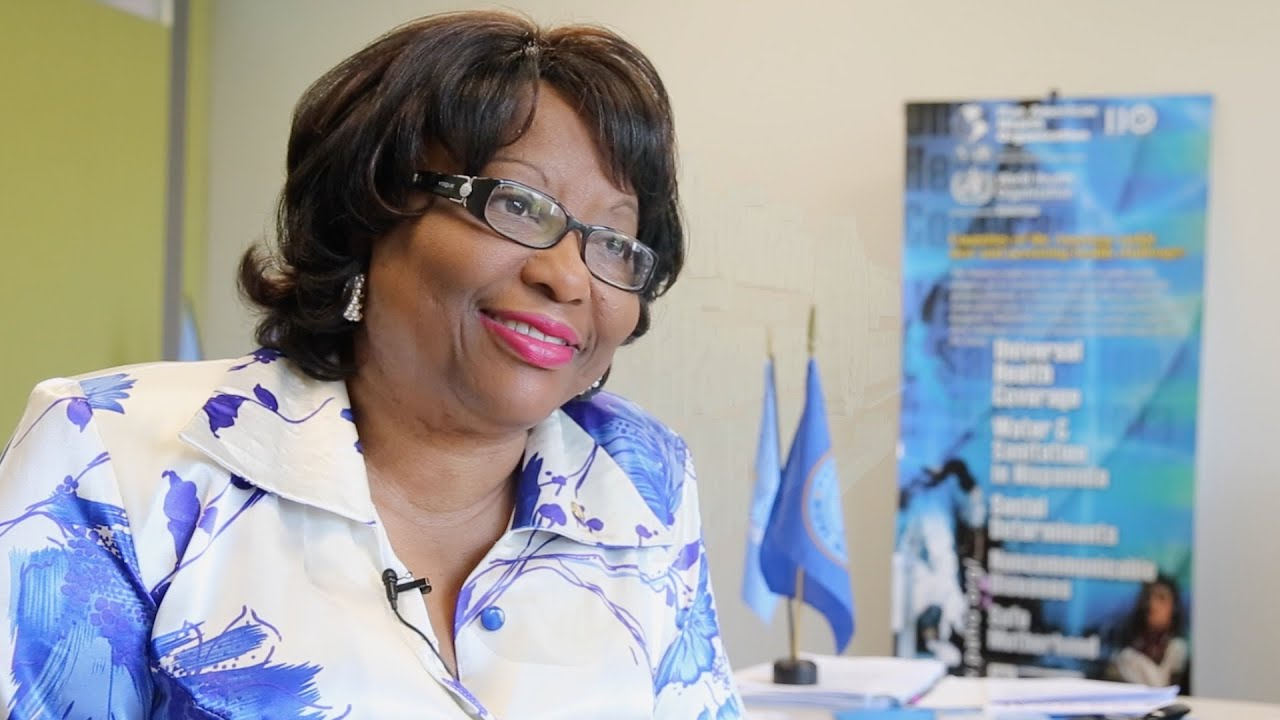 7 questions for PAHO Director Carissa F. Etienne a...