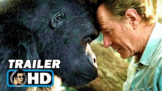 THE ONE AND ONLY IVAN Trailer (2020) Bryan Cranston Disney+ Movie HD by JoBlo Movie Trailers