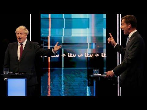 Großbritannien: Boris Johnson verliert in TV-Duell an Zustimmung