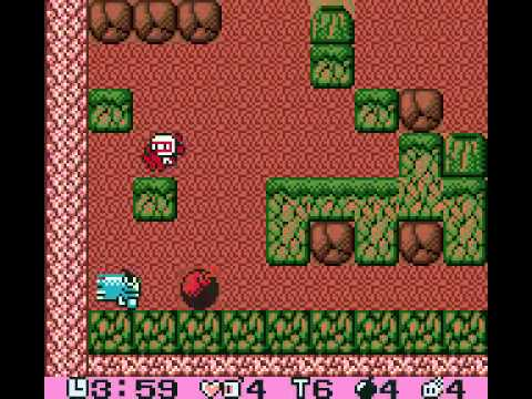 Bomberman Color Game Boy
