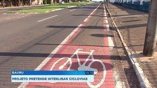 Moradores reclamam da estrutura cicloviária e prefeitura diz que projeto vai melhorar ciclovias