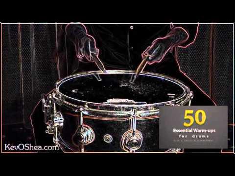 Essential Drum Rudiments | 4 Stroke Ruff