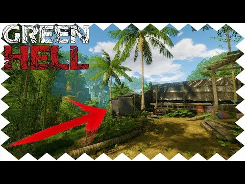 BEST SURVIVAL GAME ON THE PLANET | EXPLORING THE MAP | Green Hell | Gameplay Ep 5