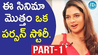 Actress Tanya Hope Exclusive Interview Part #1