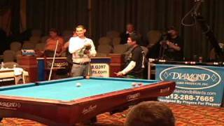 Alex Pagulayan Wins 2011 Derby City Classic 9-Ball Banks