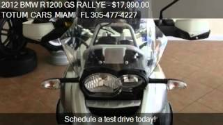 5. 2012 BMW R1200 GS RALLYE R1200 GS RALLYE SPECIAL EDITIO - fo