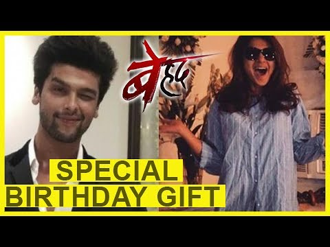 Kushal Tandon ROMANTIC SURPRISE For Jennifer Winge