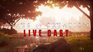 Видео к игре Ashes of Creation из публикации: Ashes of Creation: PAX West, персонаж и характеристики