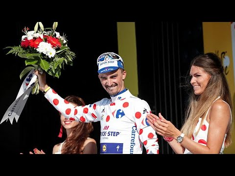 Tour de France: 1. Heimsieg auf Tour de France durch Alaphilippe