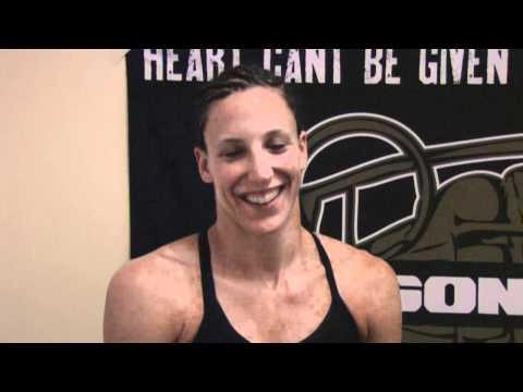 Julia Budd Post Fight Interview