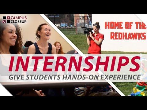 Communication Internships Around Rochester | Campus Closeup Ep. 18