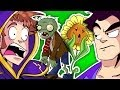 TOBUSCUS ANIMATED ADVENTURES Plants vs. Zombies 2-Parter!
